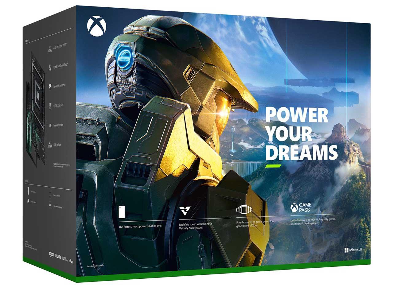 Halo Infinite Xbox Series X Box