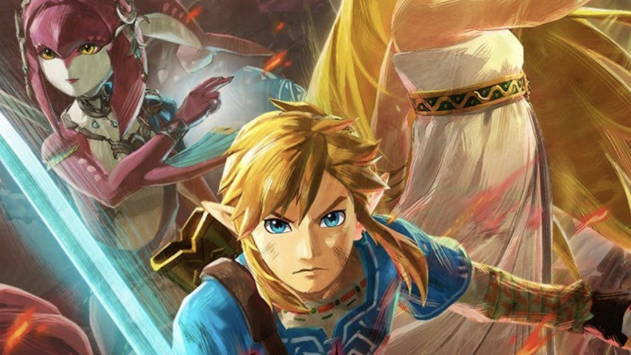 Hyrule Warriors Age Of Calamity Is The Prequel To Breath Of The Wild