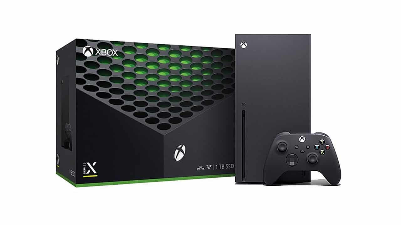 Microsoft Xbox Series X Unboxing