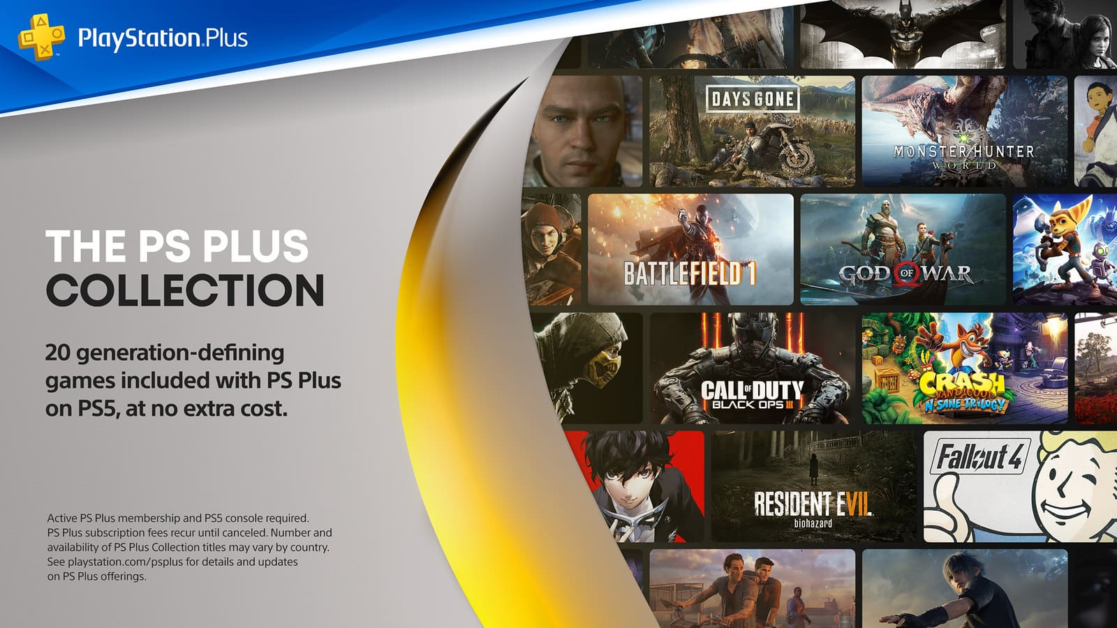 PS5 PlayStation Plus Collection Sony