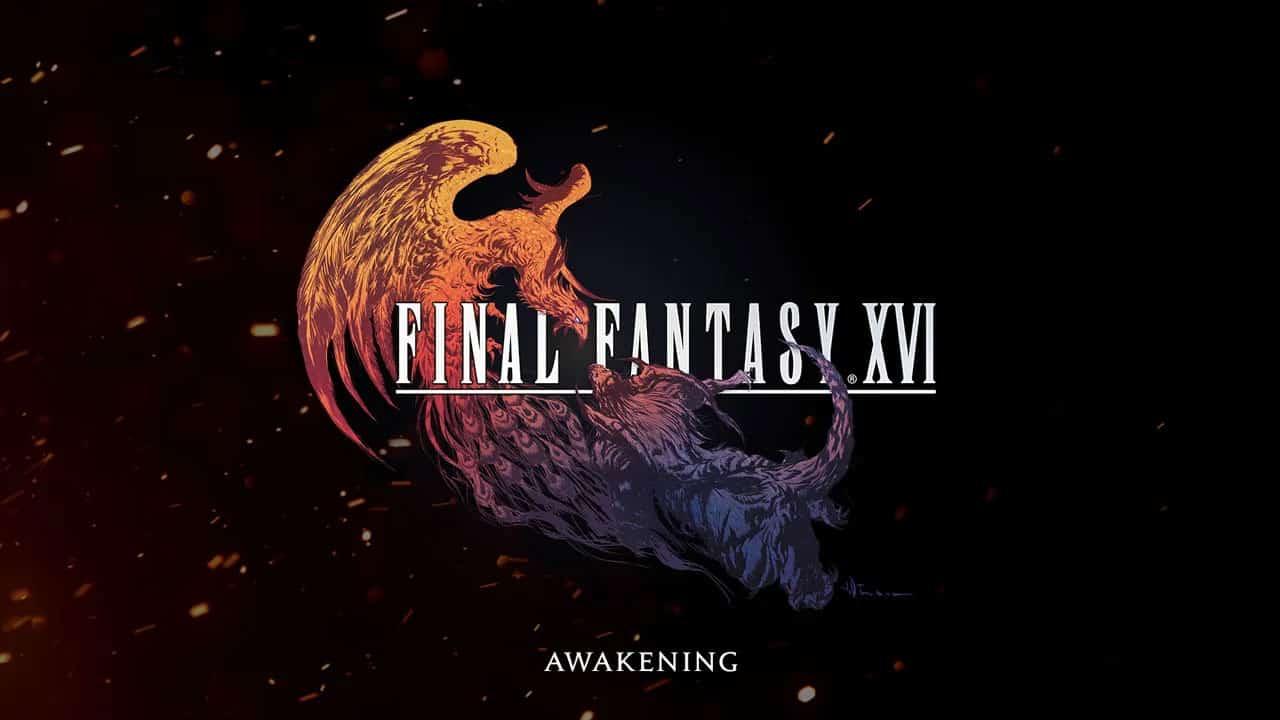 Final Fantasy XVI PS5 Final Fantasy 16