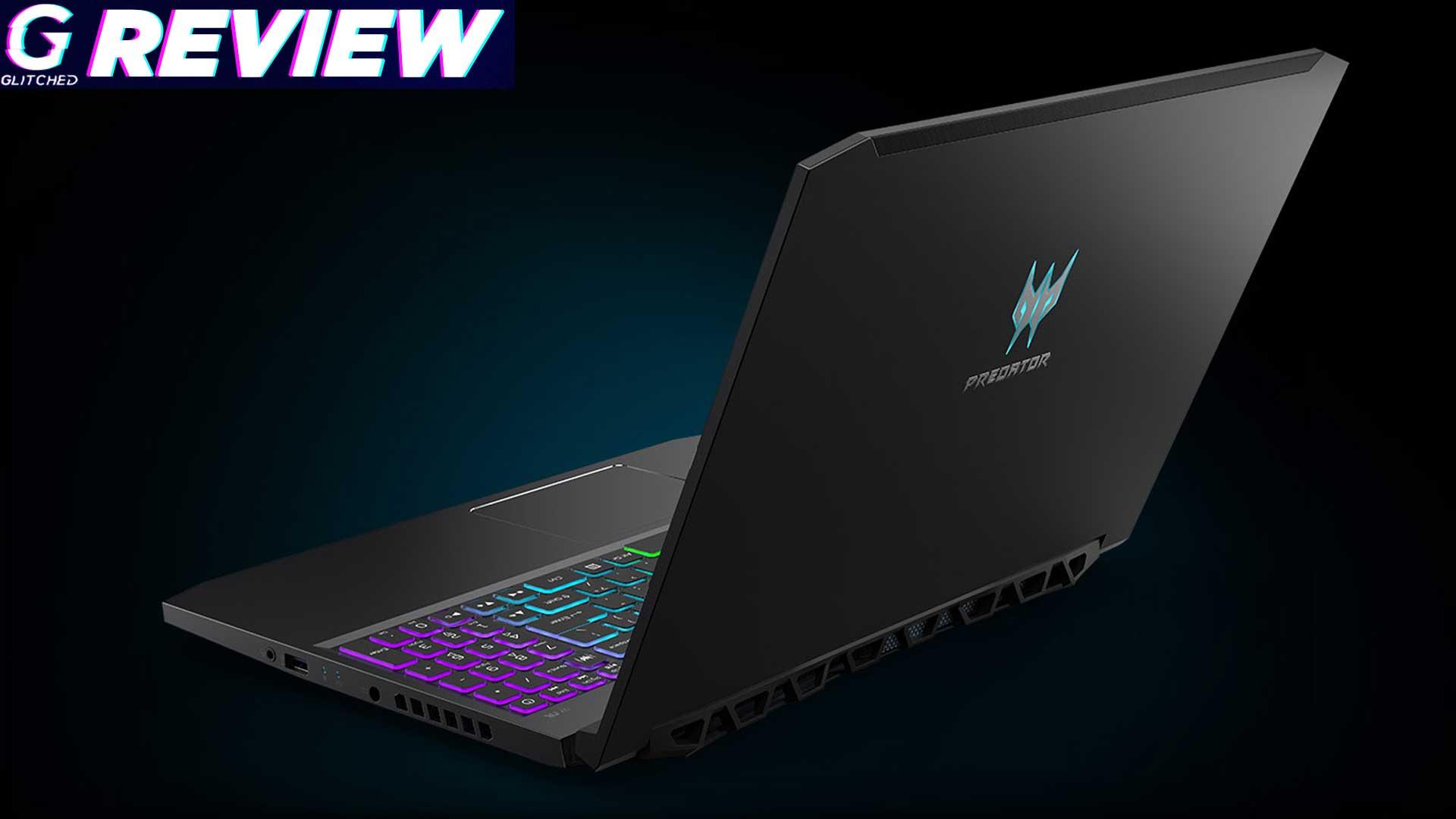 Acer Predator Triton 300 Gaming Notebook Review