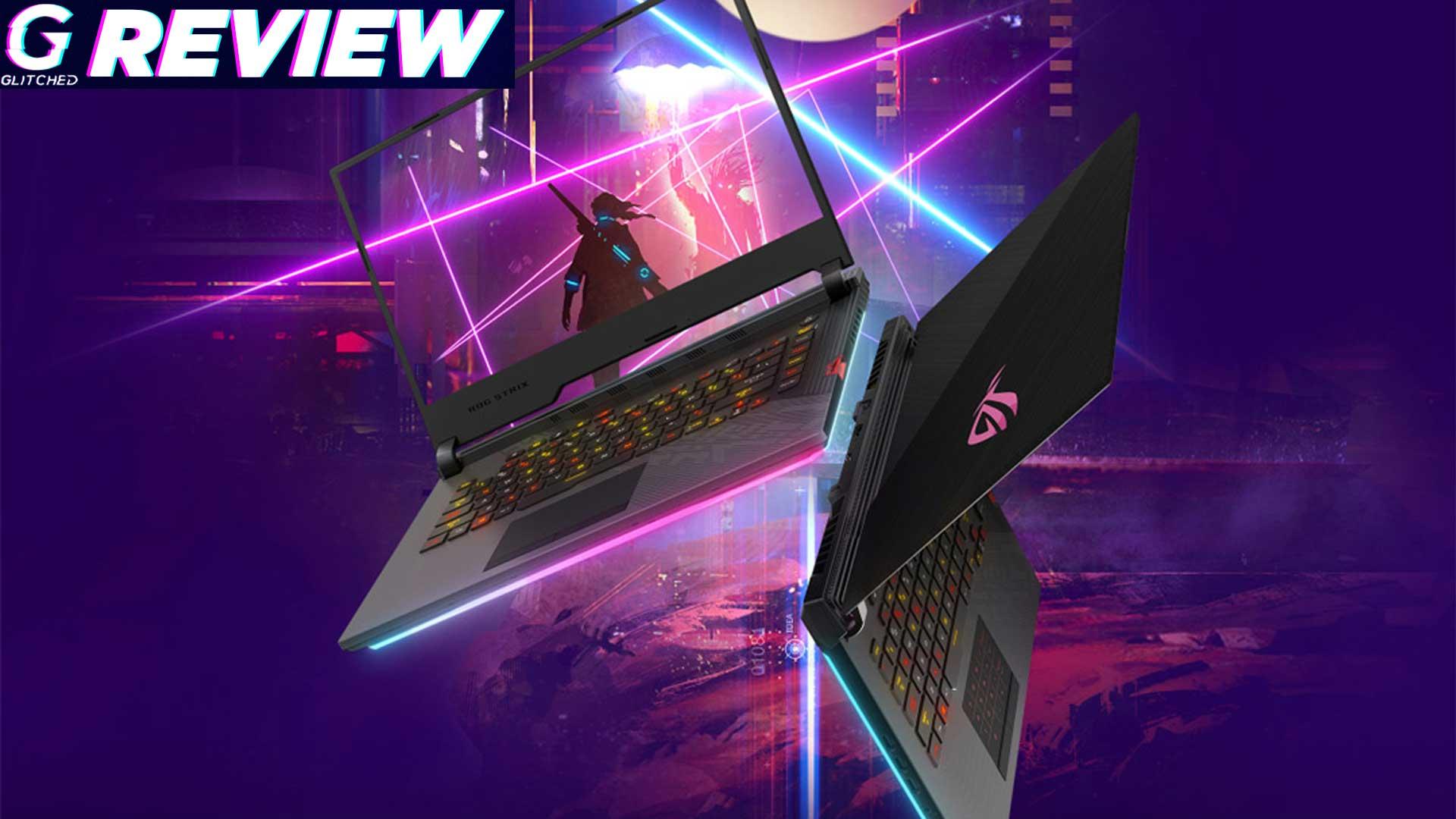 Asus ROG Strix Scar 17 (G732) Gaming Notebook Review