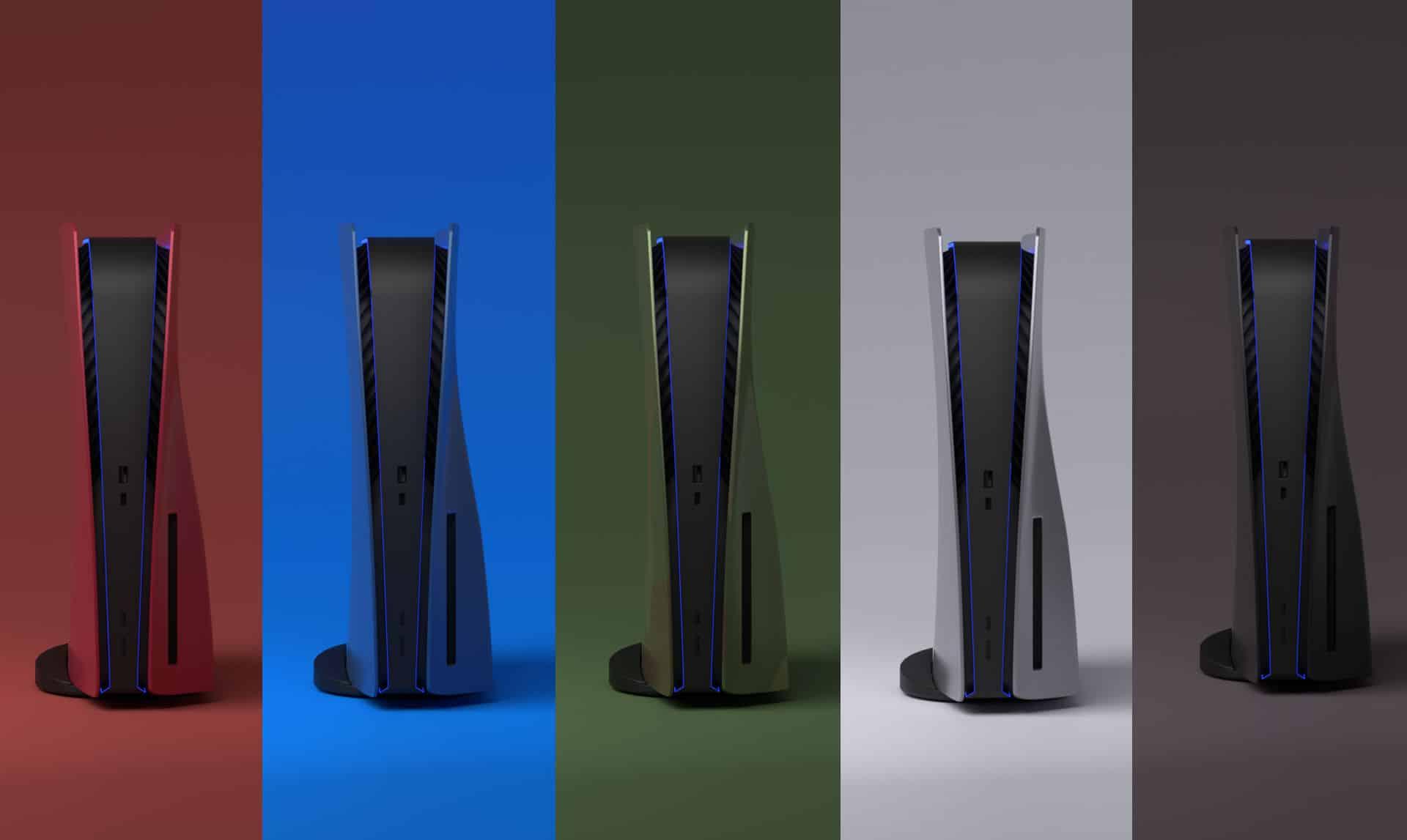 PS5 PlayStation Platestation5 Faceplates