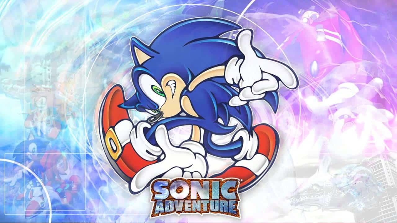 Sonic Adventure 3 SEGA