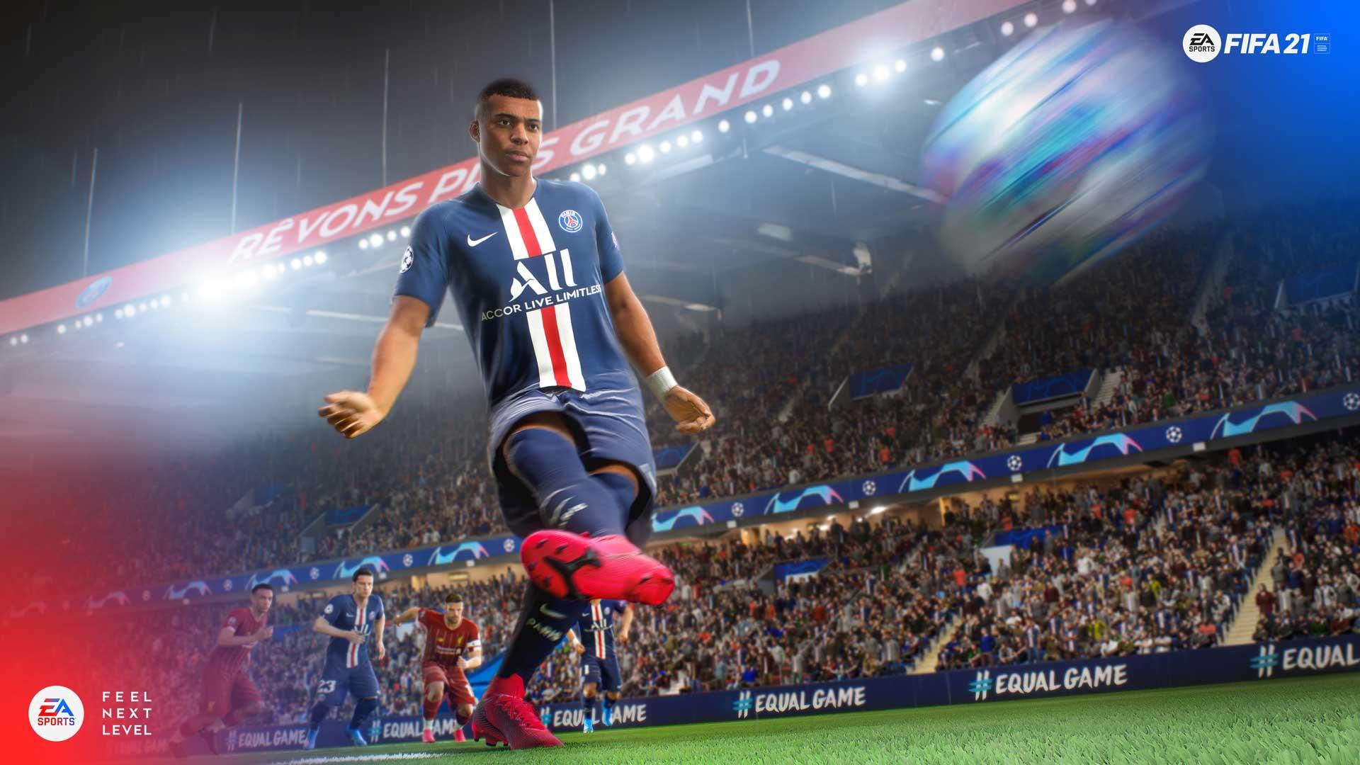 FIFA 21 EA Games Hack