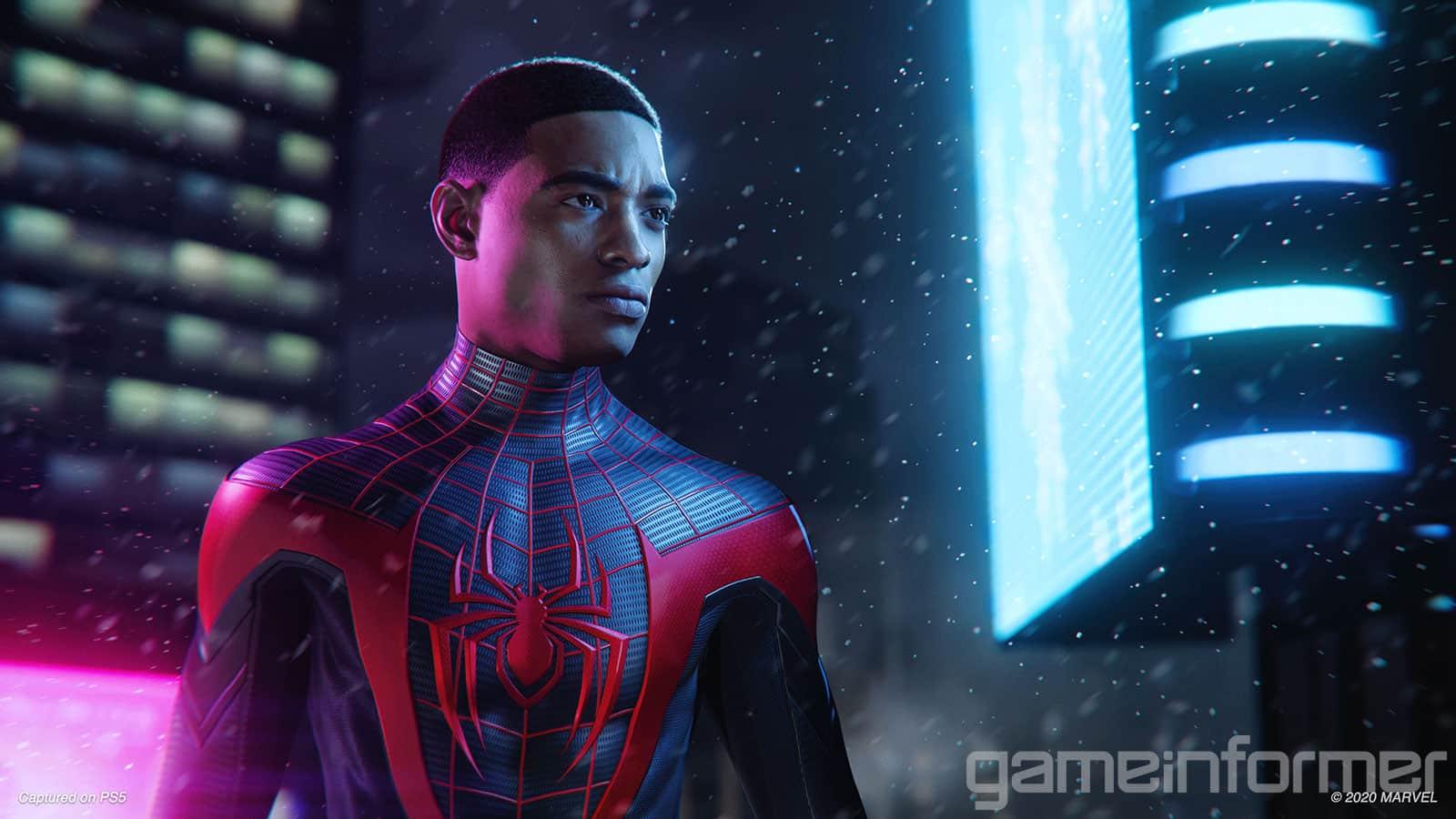 Marvels Spider-Man: Miles Morales PS5