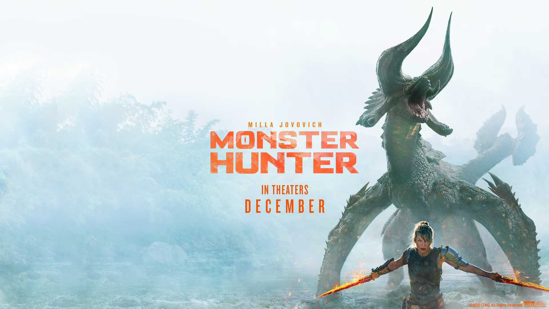 Monster Hunter Movie China