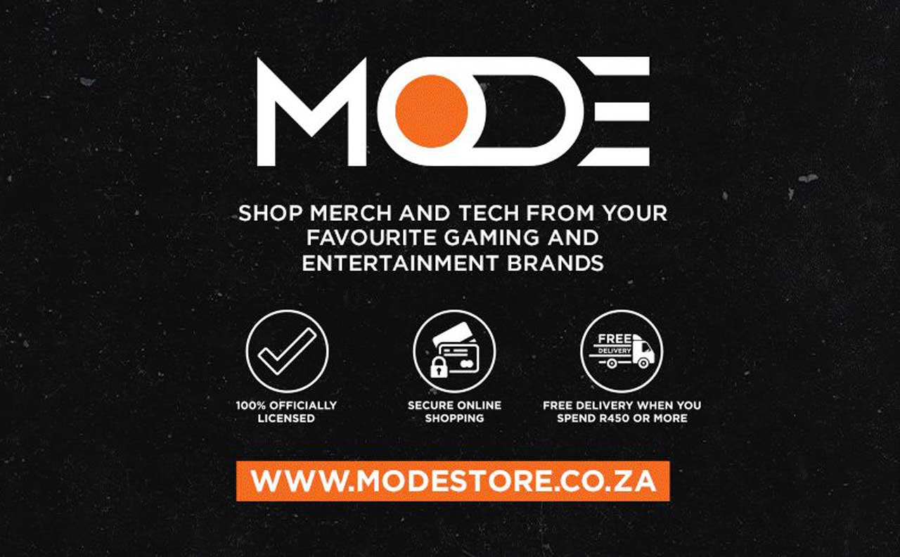 MODE Store Fourways Mall Gaming Merchandise