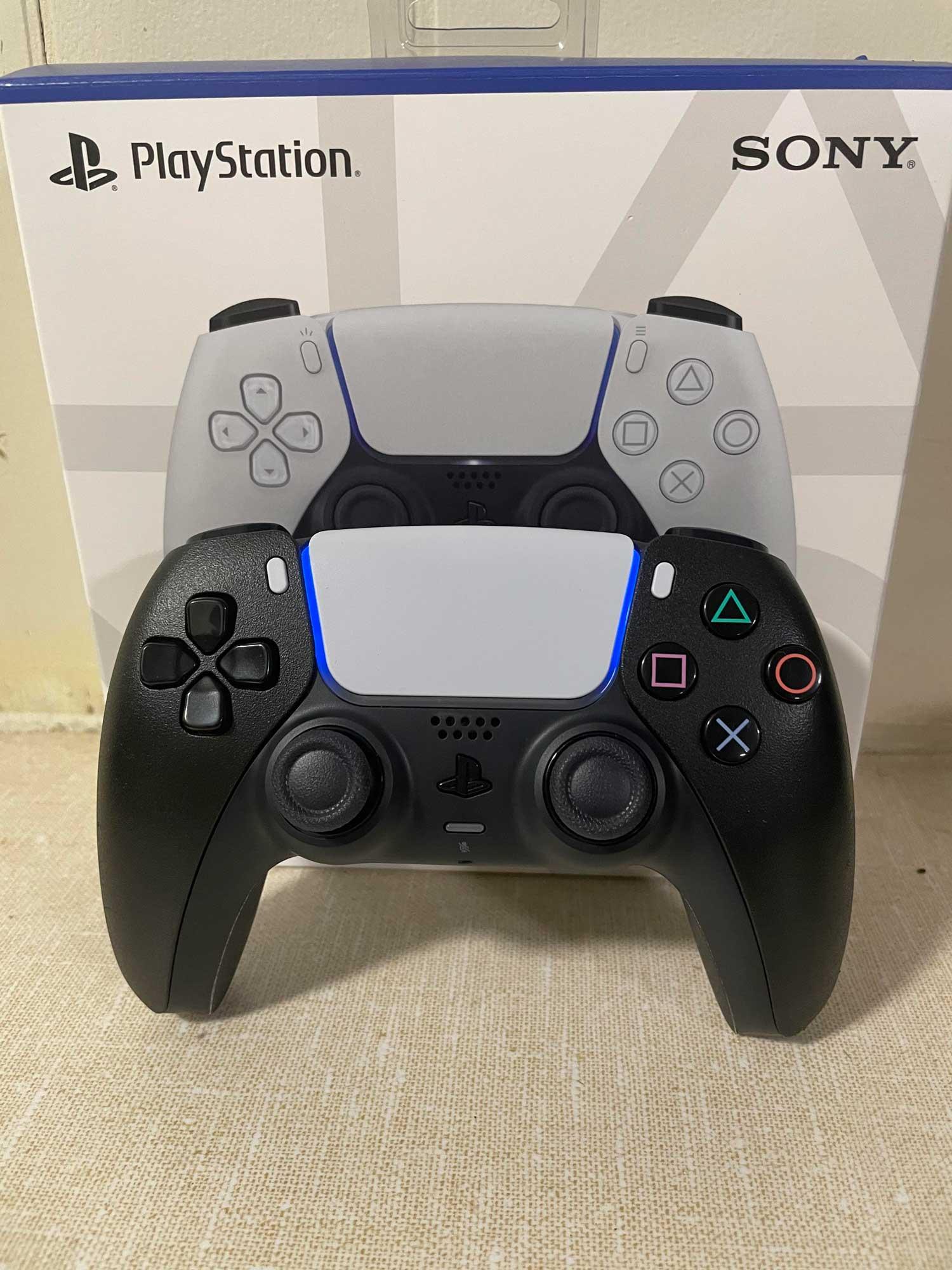 PS5 DualSense PS5 DualShock 4
