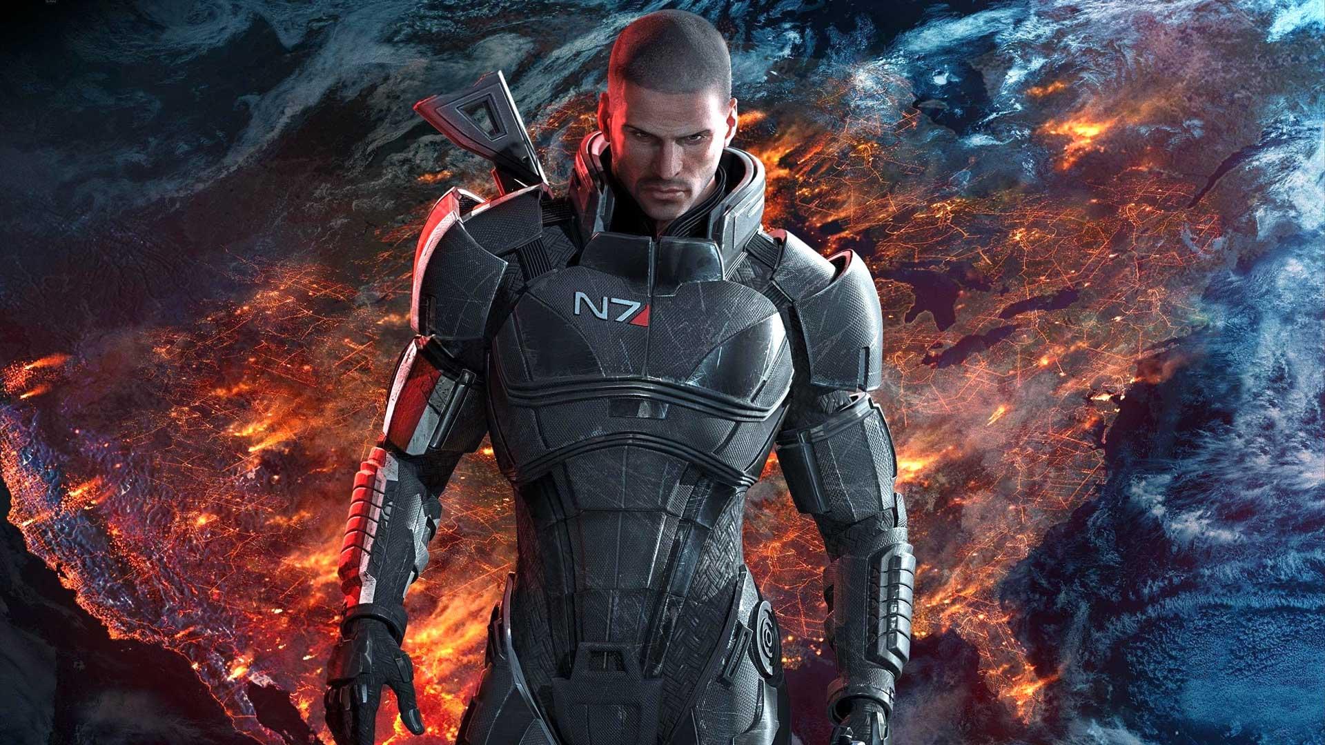 Mass Effect Legendary Edition N7 Day Jennifer Hale