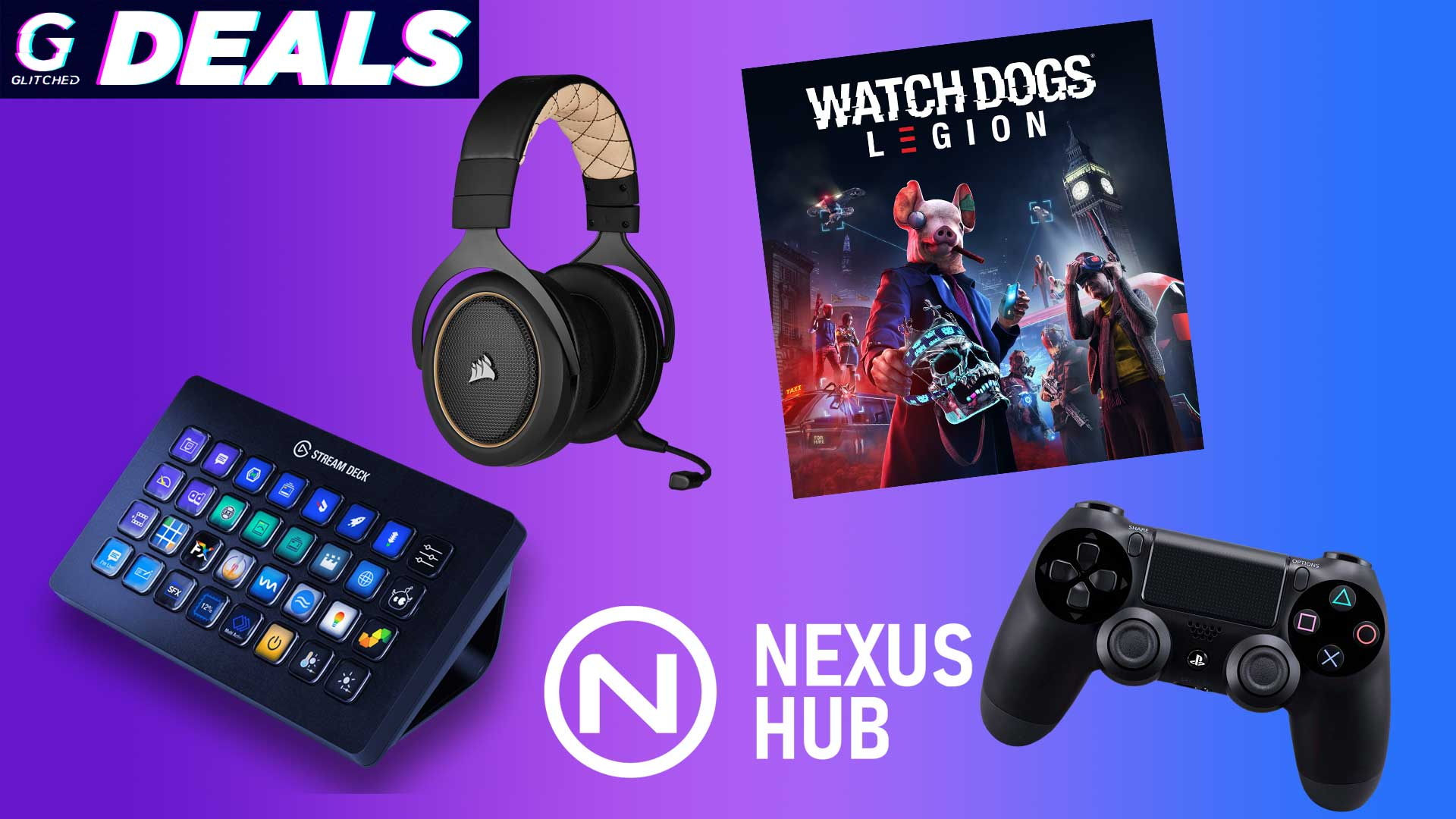 Nexus Hub Black Friday Specials Revealed