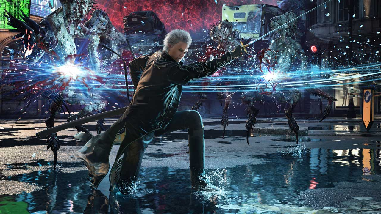 Devil May Cry 5 Special Edition Review (PS5)