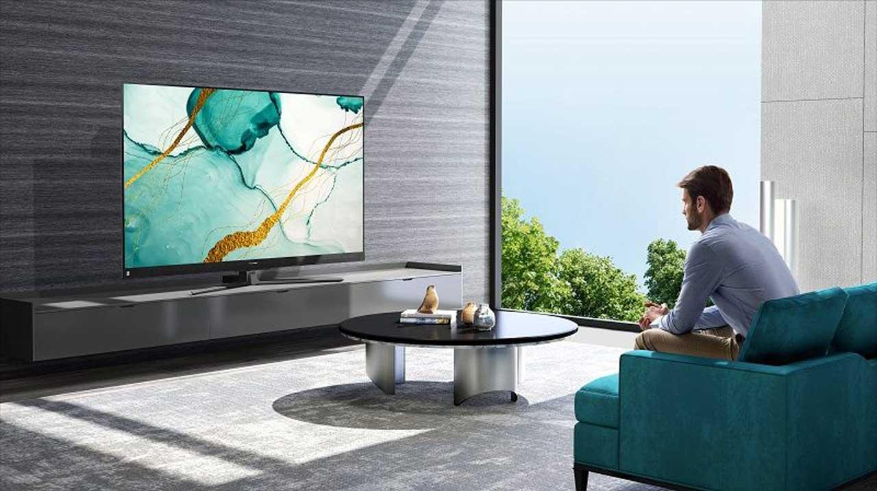 Hisense 65-inch 65U8Q Smart TV
