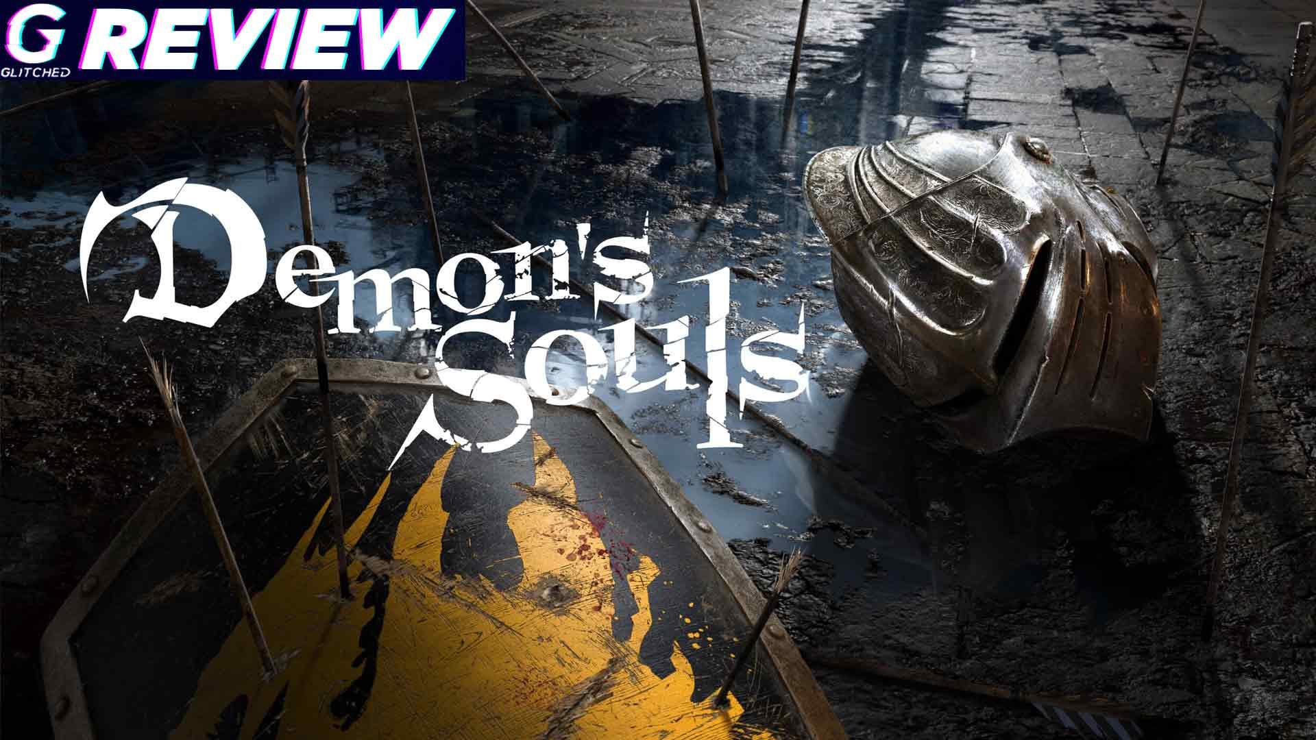 Demon's' Souls Review PS5