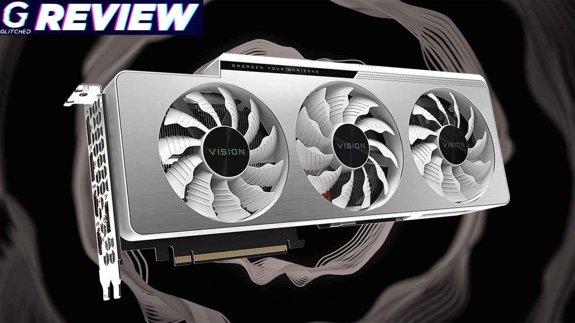 Gigabyte RTX 3080 Vision OC Review
