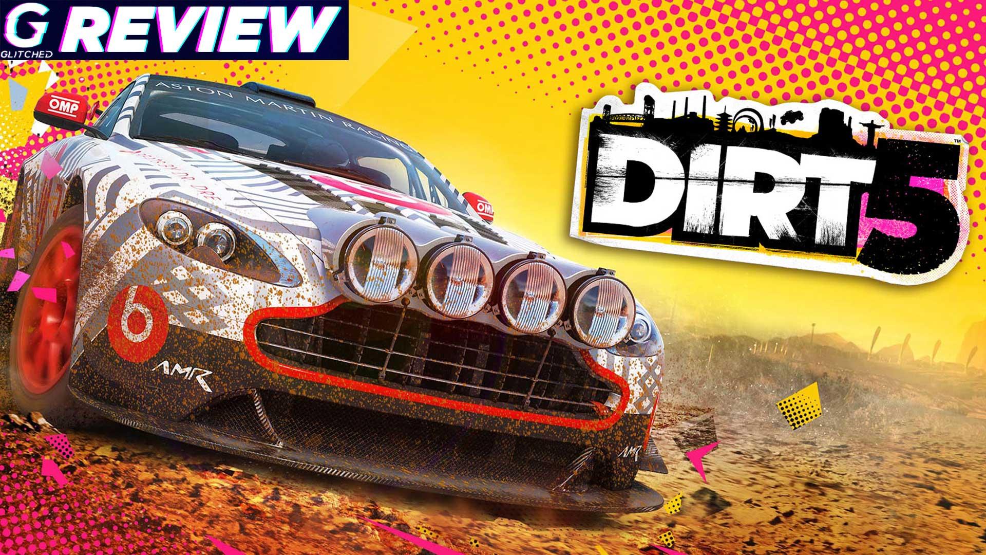 DIRT 5 Review