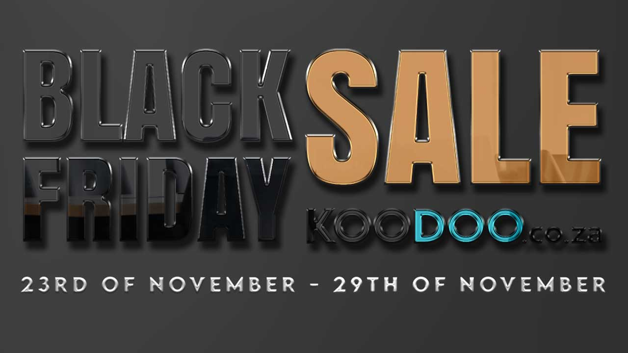 Koodoo Black Friday South Africa
