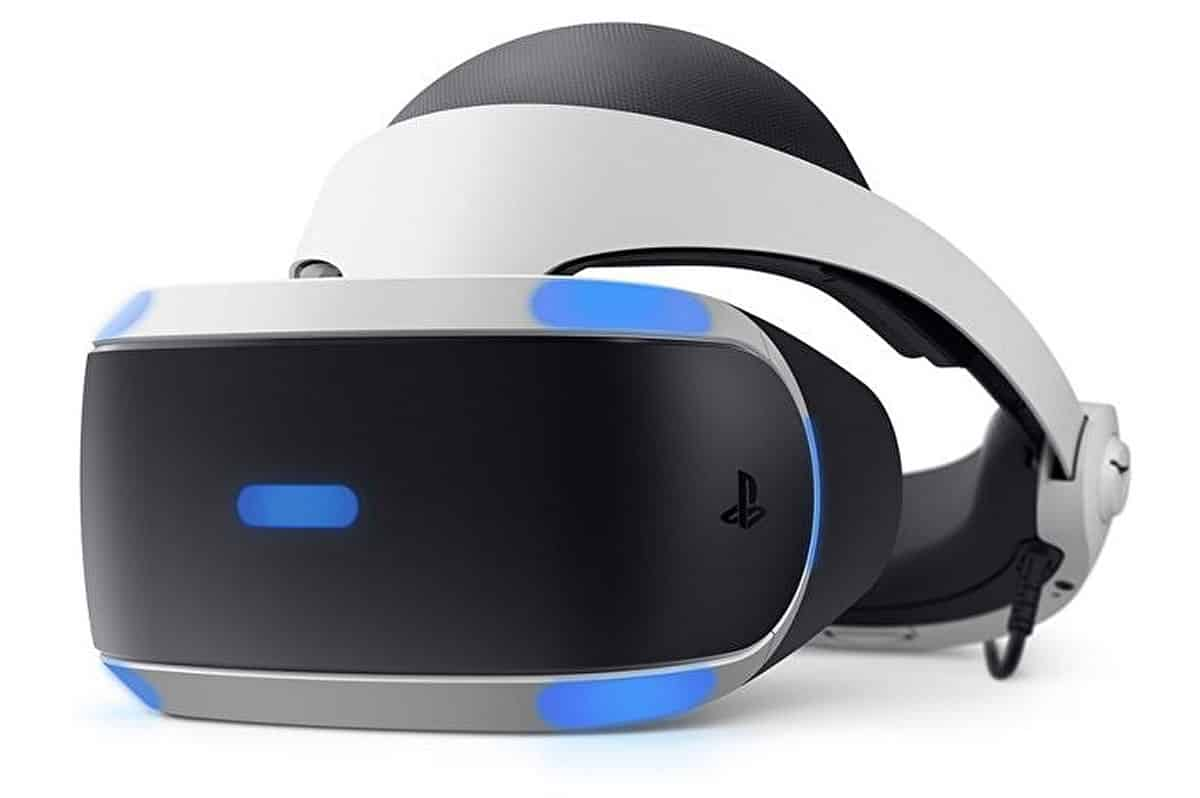New Patent Showcases Sony PS5 VR Headset With Haptic Feedback and LED Lighting