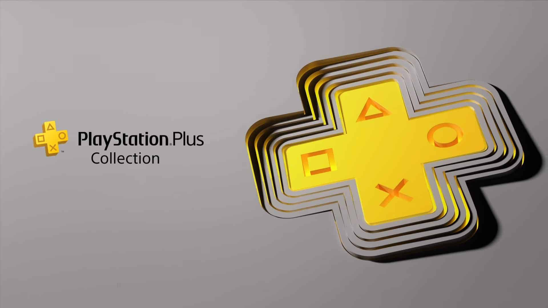 PS5 PS4 PlayStation Plus Collection August PlayStation Plus