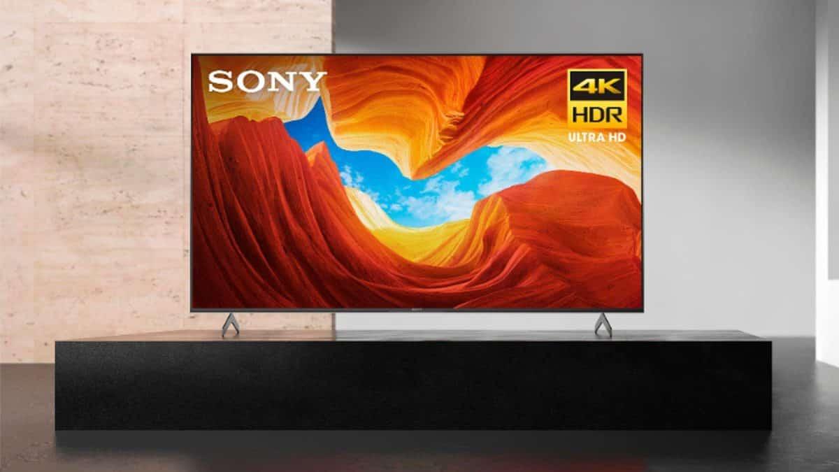 Sony Bravia X900H 4K 120Hz Blur Blurry Bug Firmware v6.0414 Manually Update