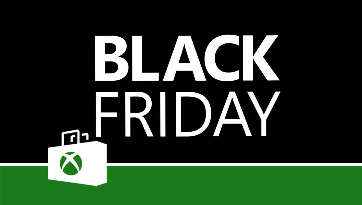 Xbox Store Black Friday Sale Now Live