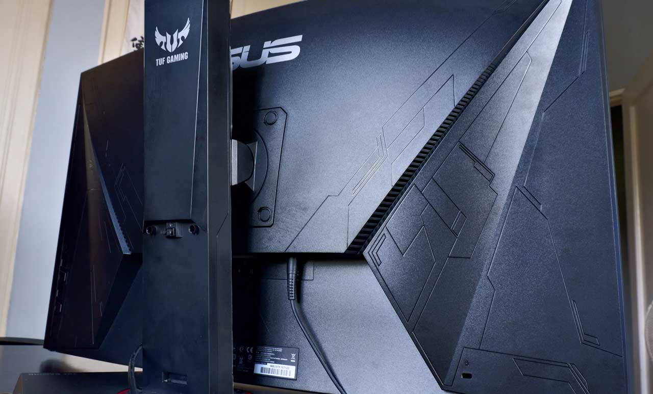 ASUS TUF VG32V Curved Gaming Monitor Review