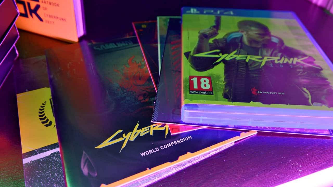 Cyberpunk 2077 Collector's Edition