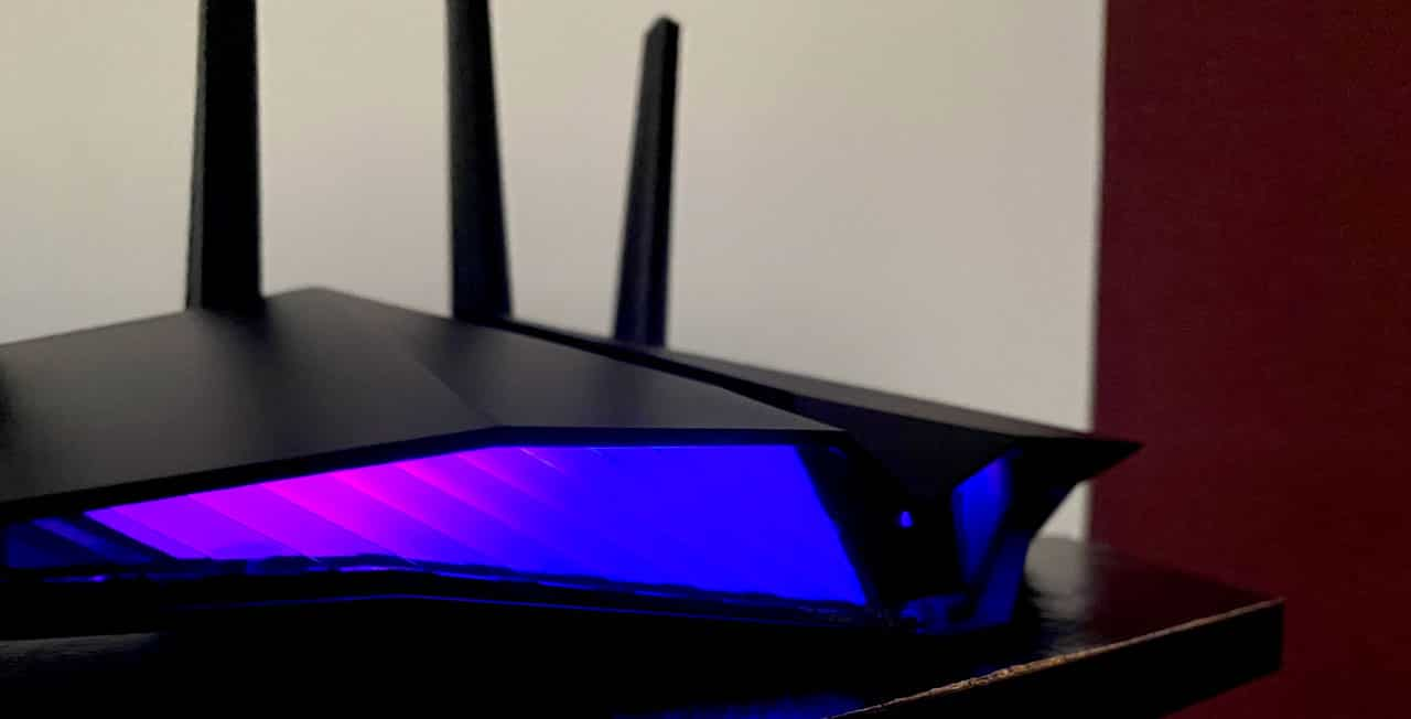 ASUS RT-AX82U AX5400 WiFi 6 Router