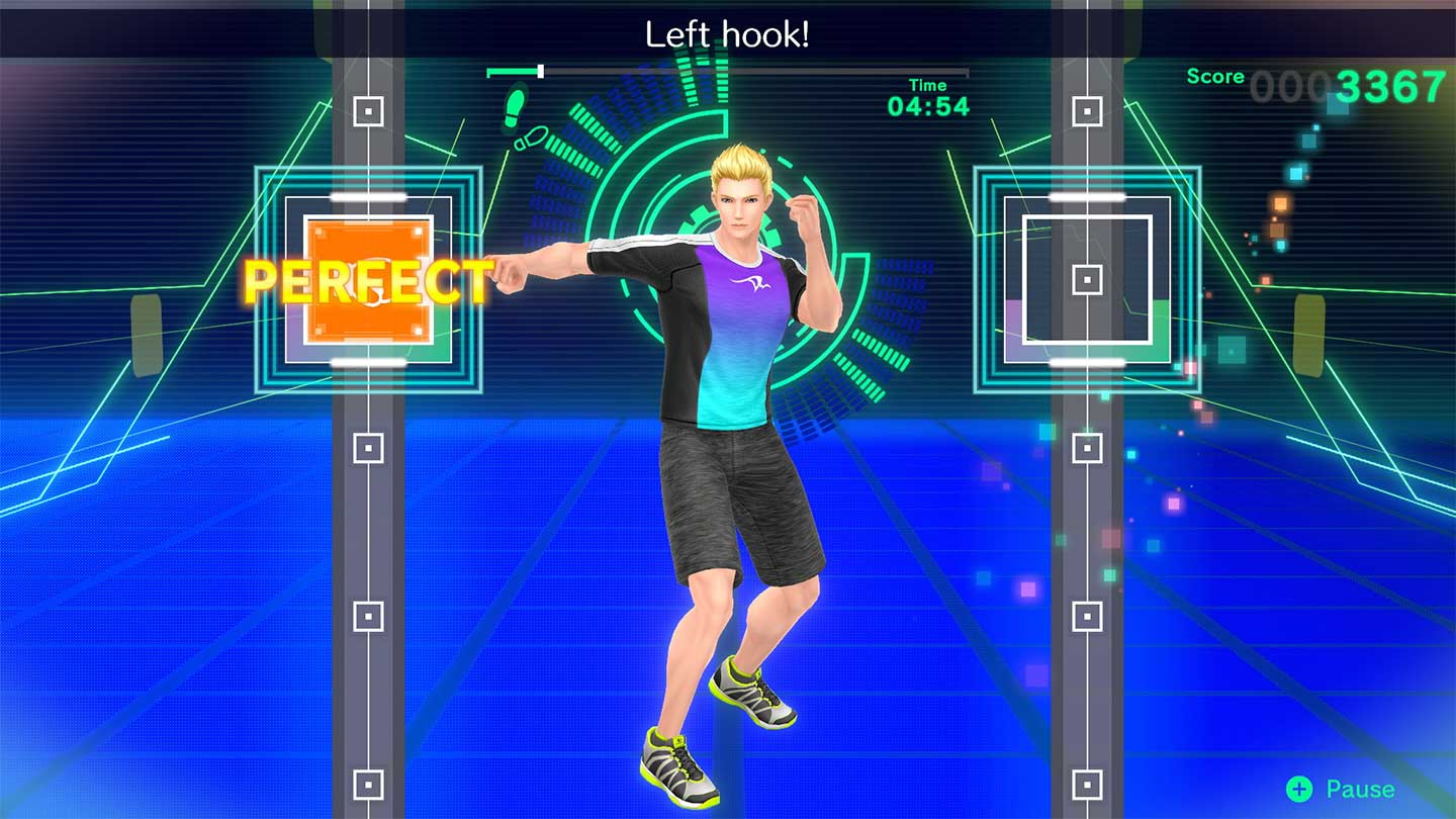 Fitness Boxing 2: Rhythm & Exercise Review