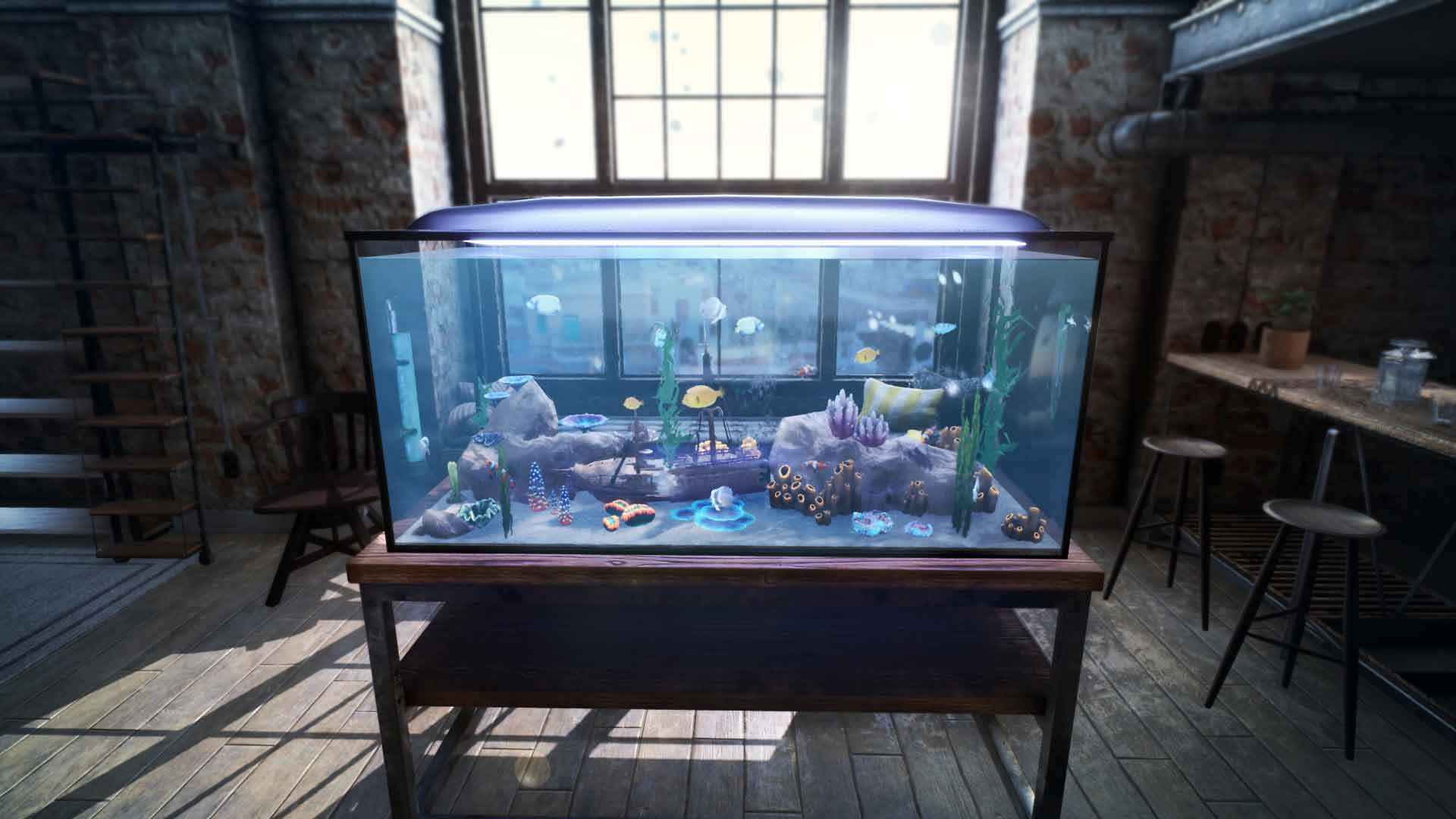 Blinkclick Games Fishkeeper