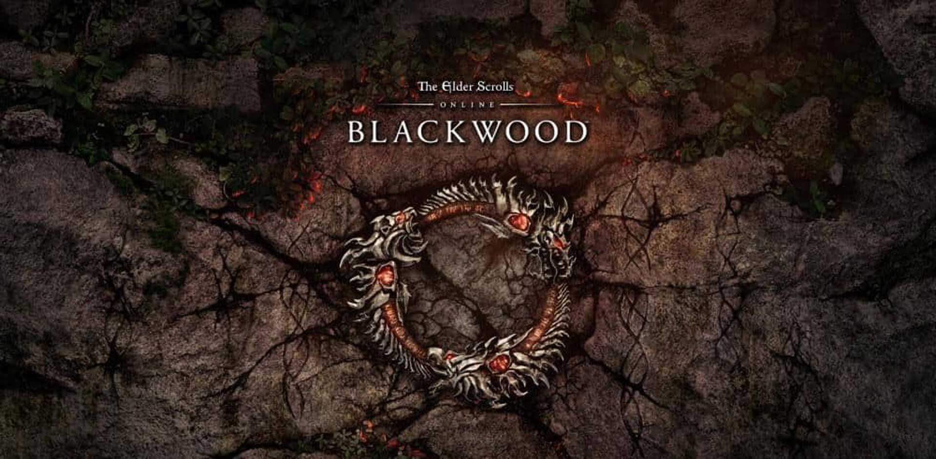 The Elder Scrolls Online Blackwood Gates of Oblivion Expansion Console Enhanced PS5 Xbox Series X