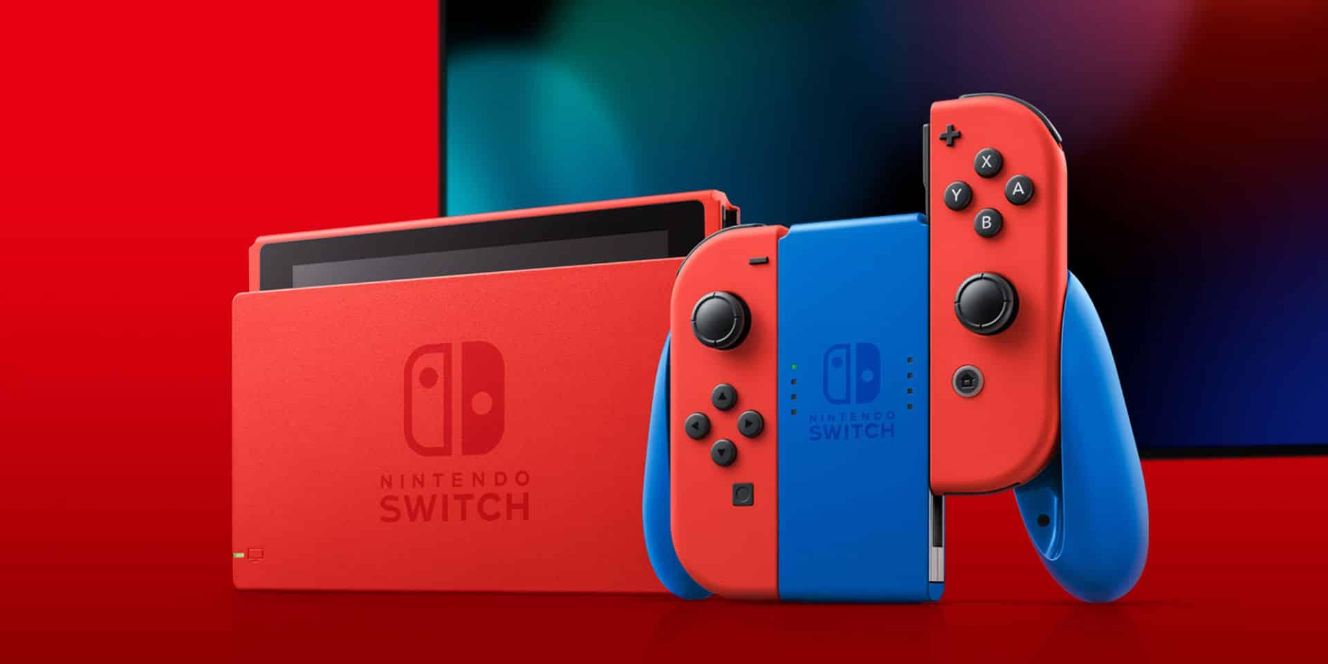Super Mario 3D World + Bowser's Fury Nintendo Switch Console