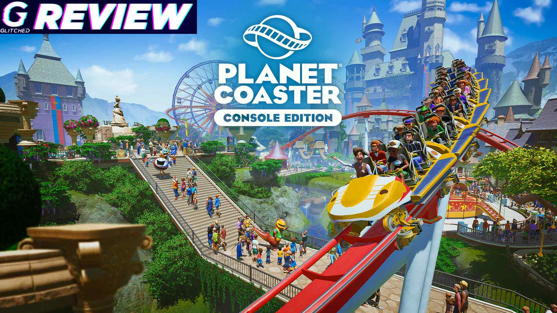 Planet Coaster Console Edition Review