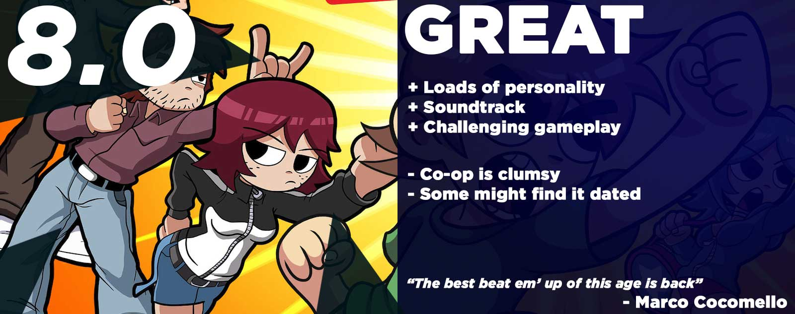 Scott Pilgrim vs. the World: The Game - The Complete Edition Review