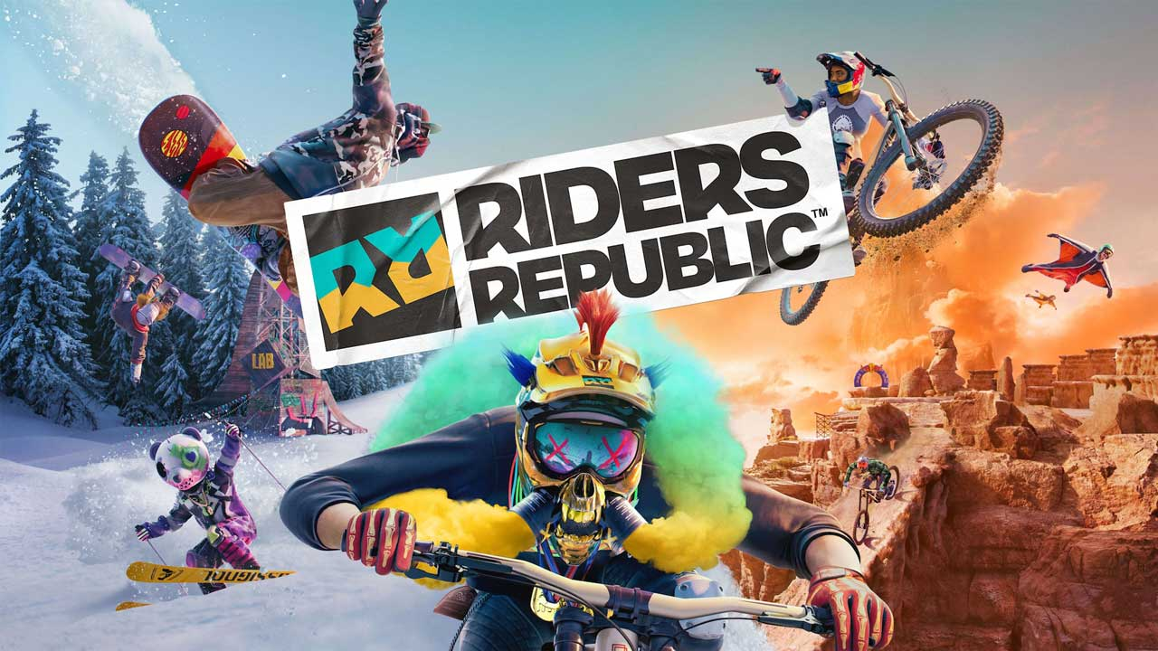 Riders Republic Ubisoft PS5 PS4 Xbox PC delayed