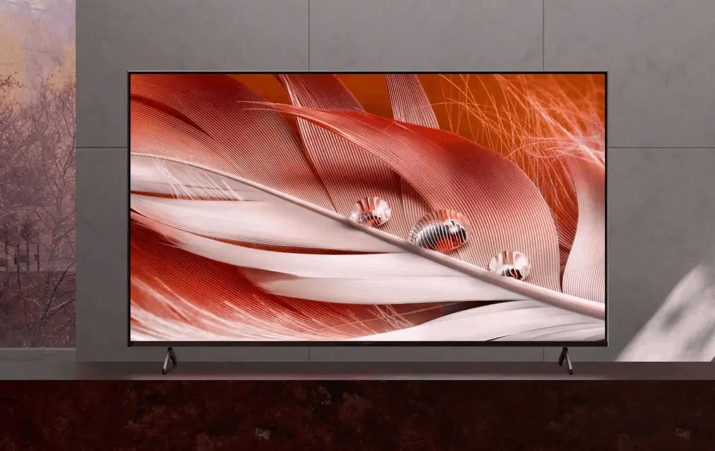 Sony Bravia 2021 4K 8K 120Hz TVs Sony Bravia X90J VRR