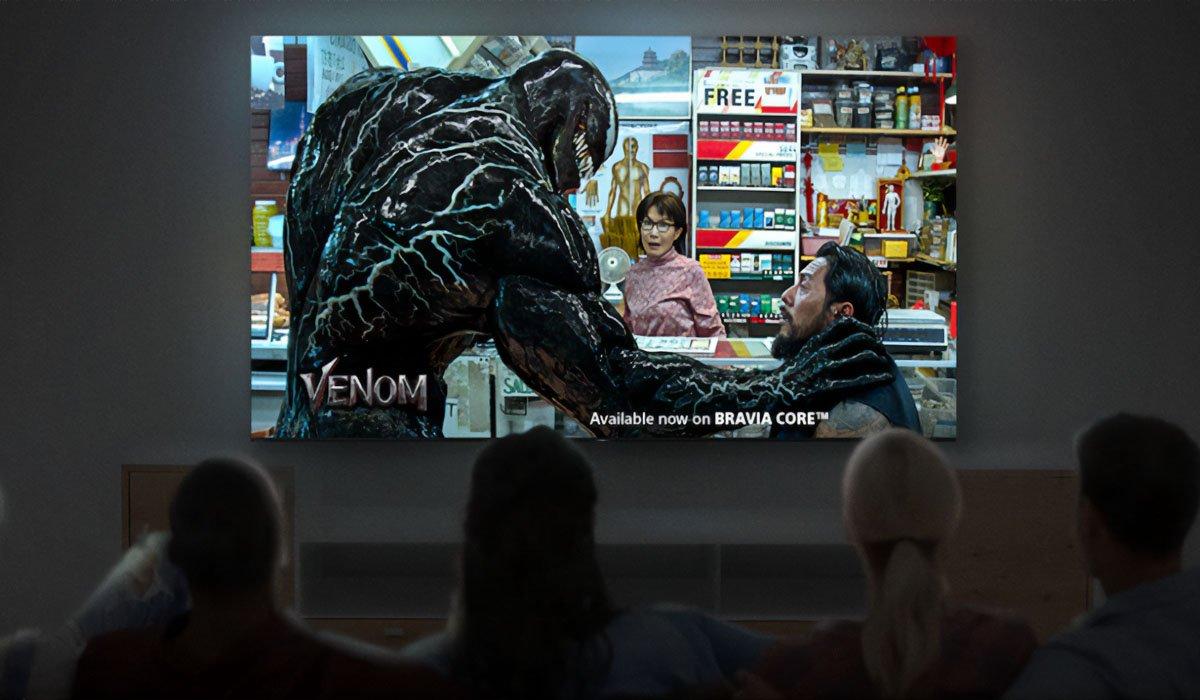 Sony Bravia Core Streaming