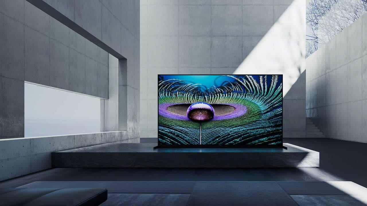Sony Bravia 2021 4K 8K 120Hz TVs