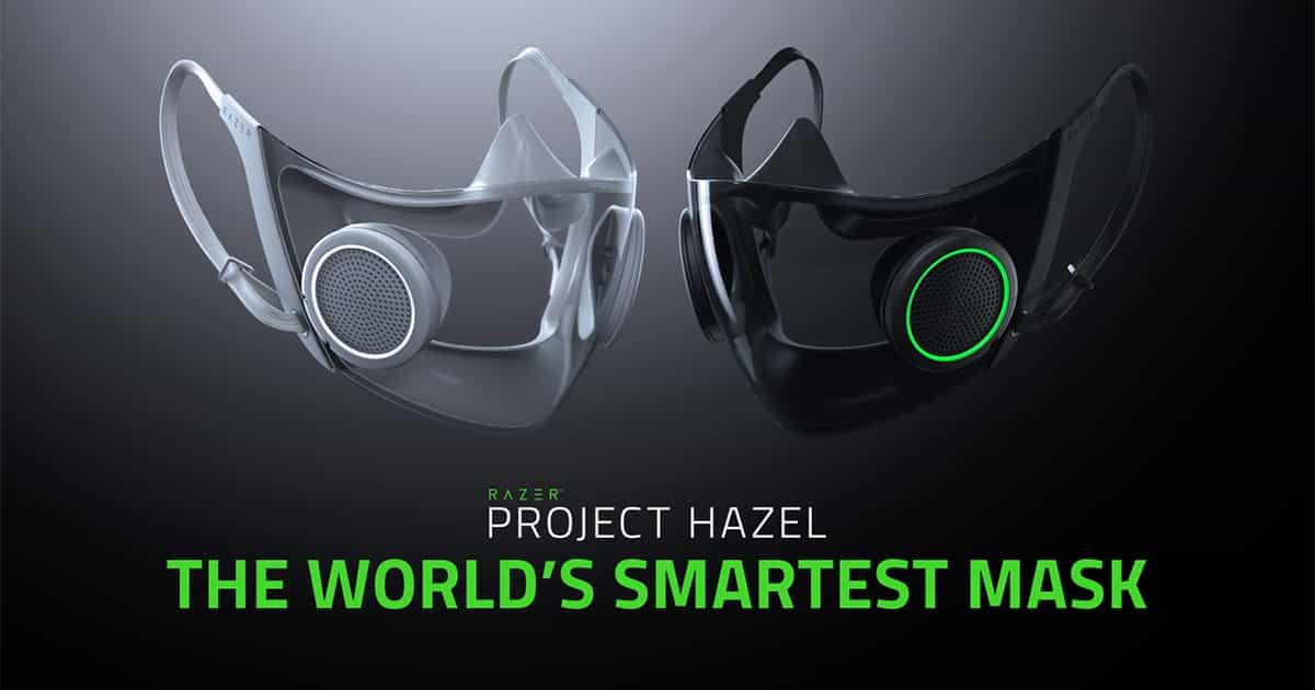 Razer Project Hazel N95 Mask