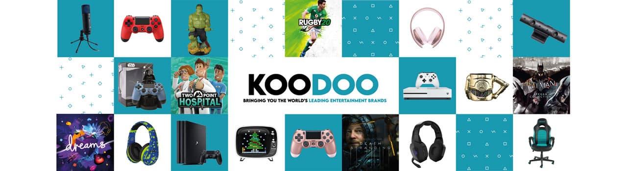 Koodoo Back to Work Sale PS5 games