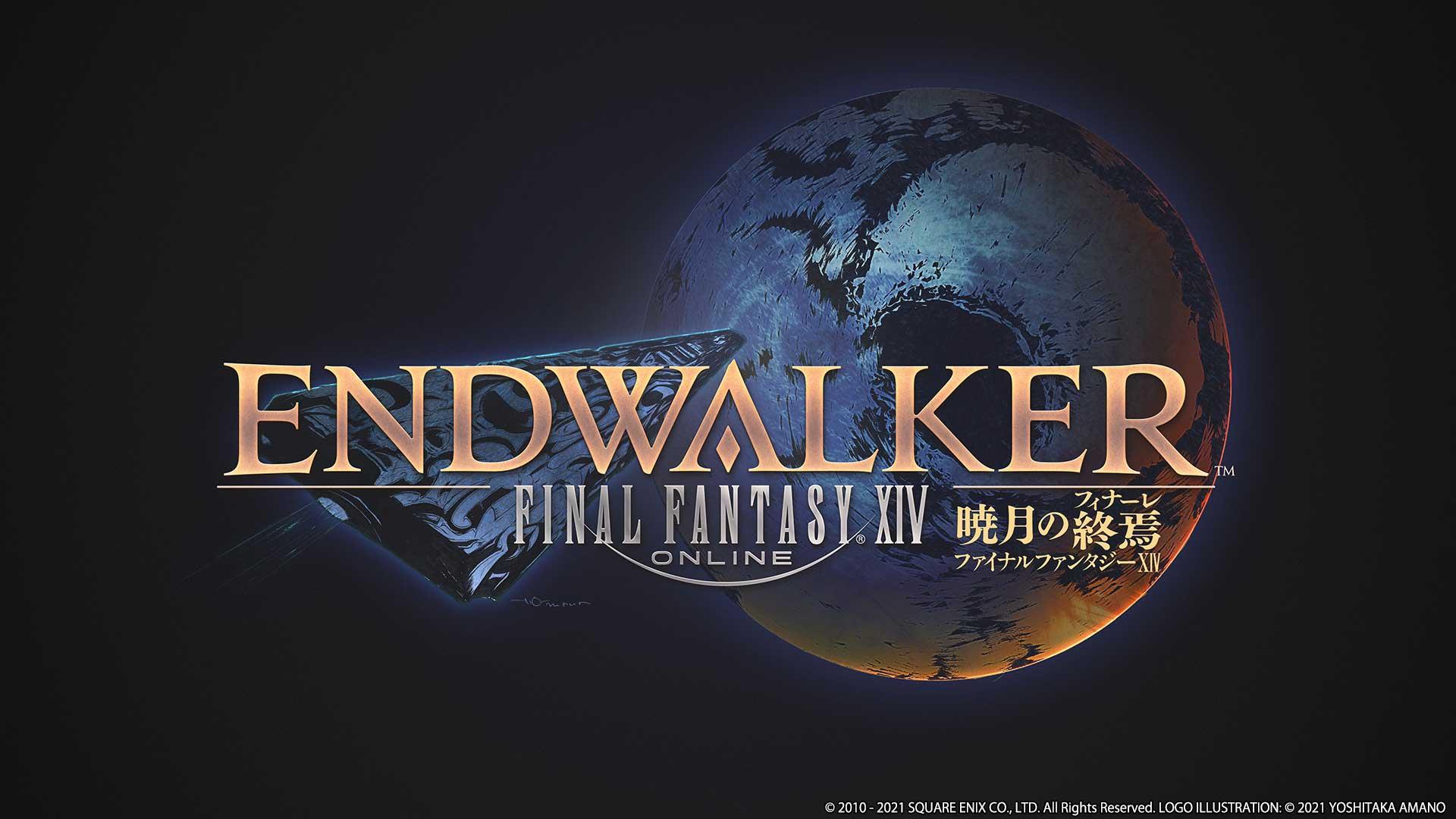Final Fantasy XIV Endwalker PS5 PS4 Square Enix