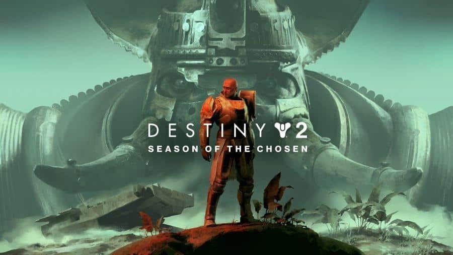 Destiny 2 Season of The Chosen Leaked