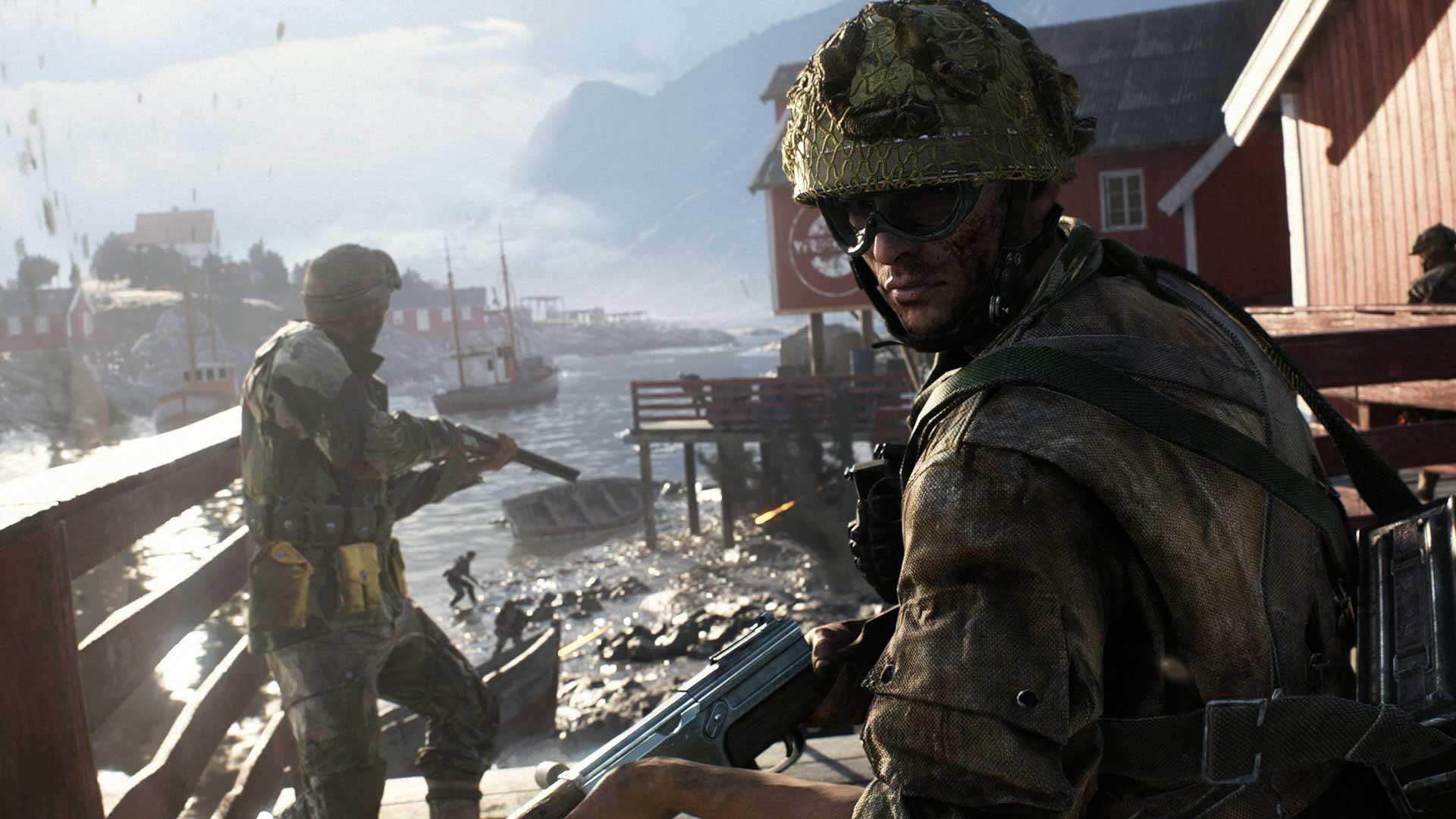 Battlefield 2021 6 EA Games Battlefield 6