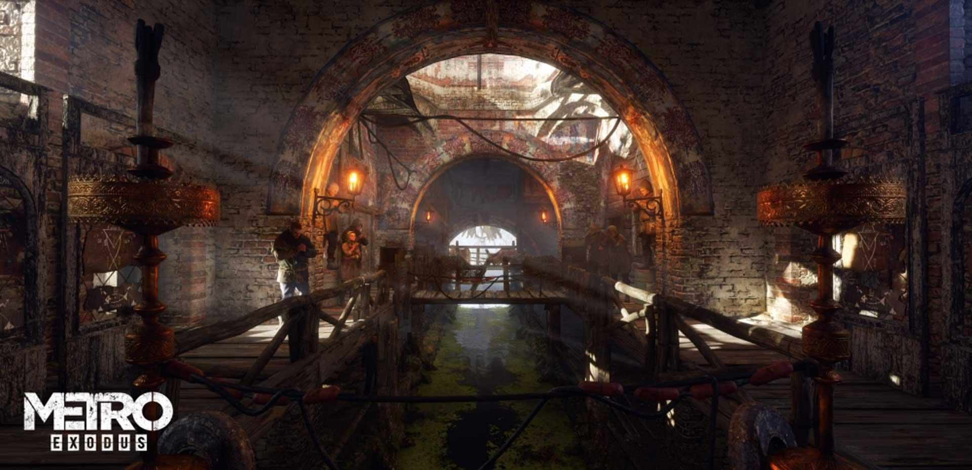 Metro Exodus Enhanced Edition 4A Games PS5 Xbox Series X/S PC