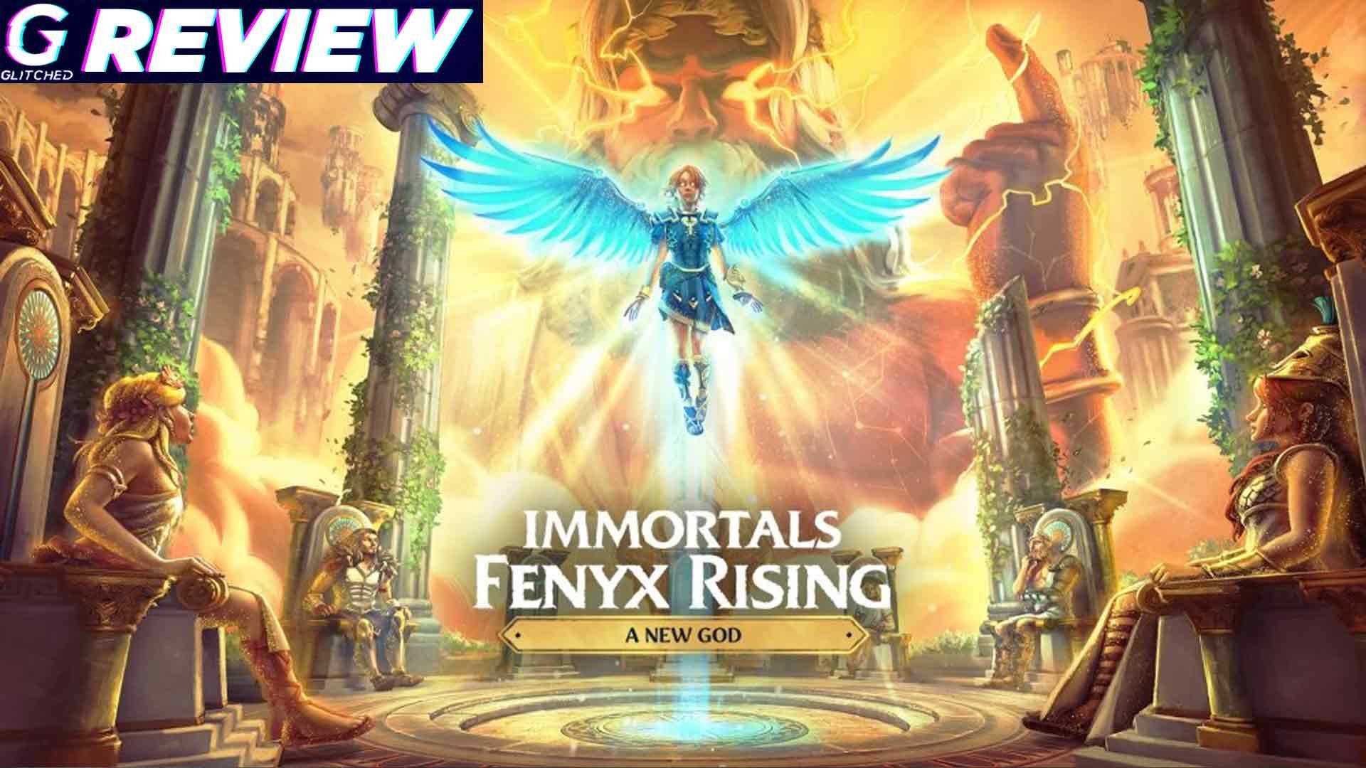 Immortals: Fenyx Rising - A New God Review