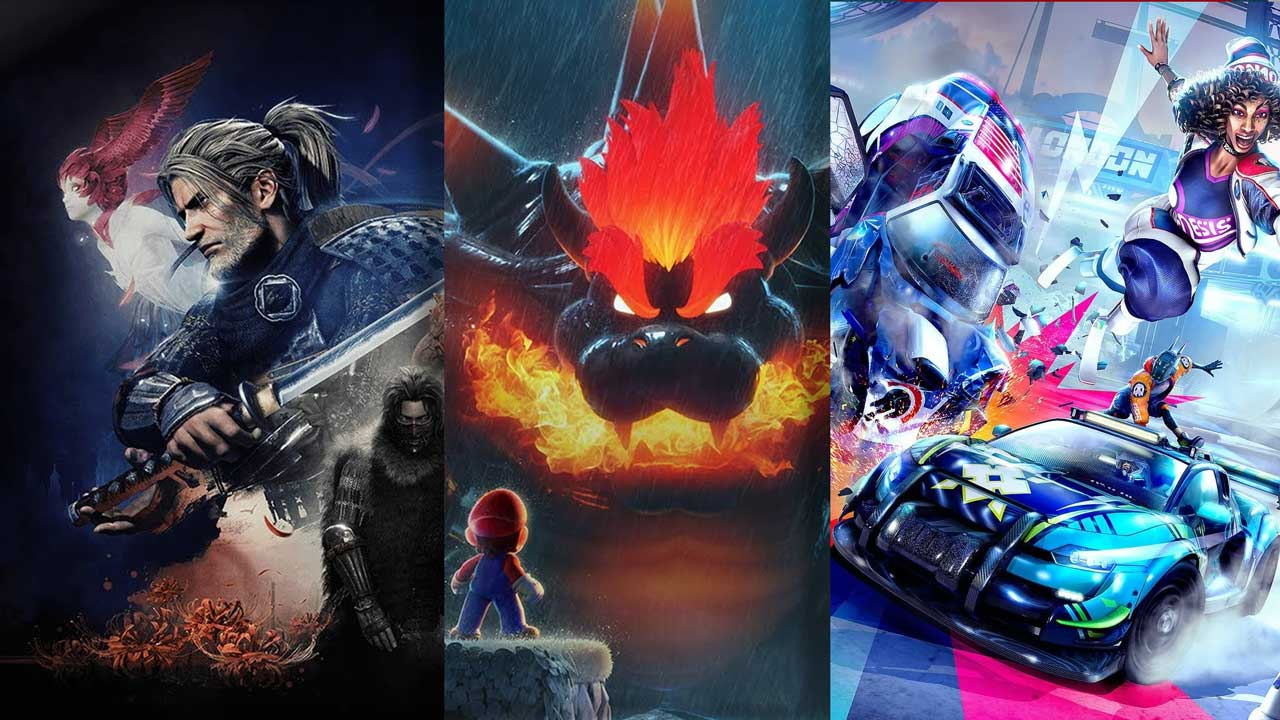 All The Awesome Video Game Releases of February 2021