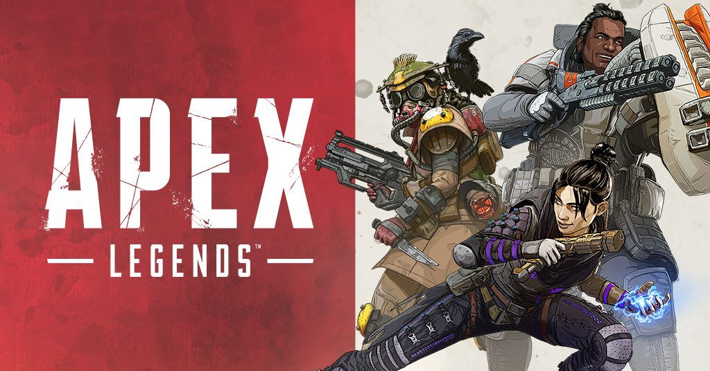 Apex Legends Two Years
