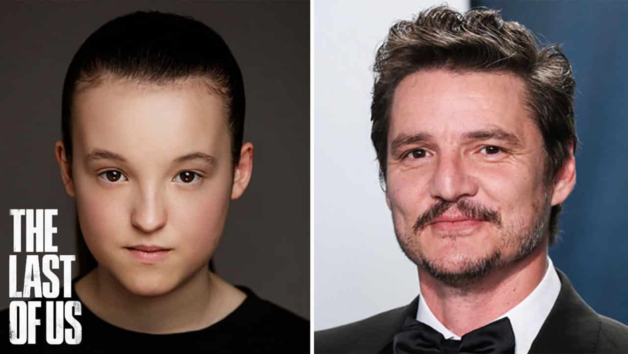 The Last of Us Series Pedro Pascal Bella Ramsey HBO