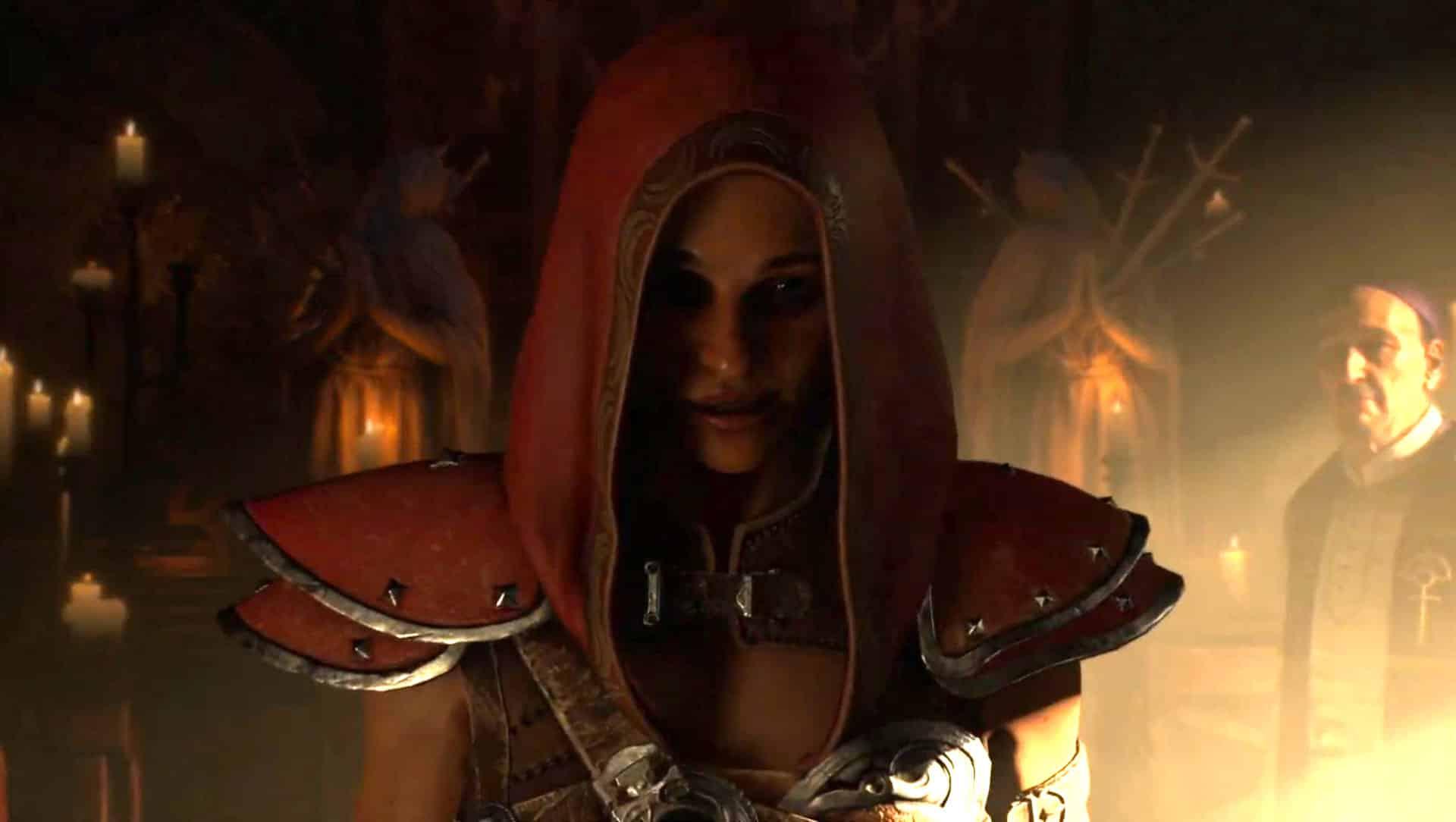 Diablo IV Rogue Class